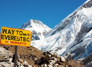 Way to Everest Basecamp